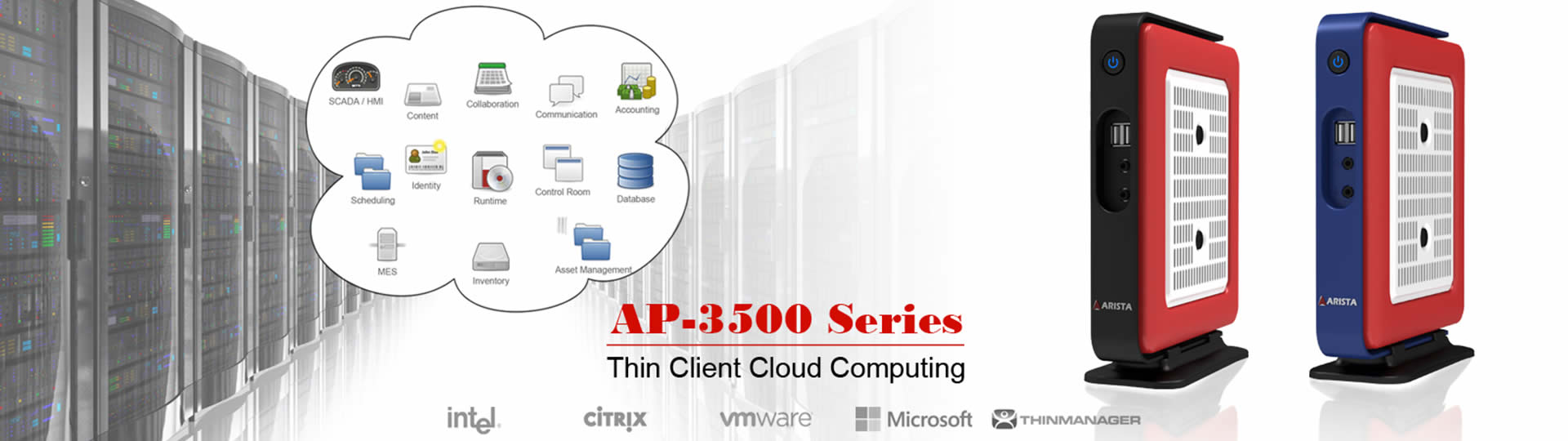 Office Thin Client AP-3500 Series